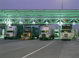 Port of Oakland truck drivers now have until Feb. 16 to line up financing. (Photo courtesy of the Port of Long Beach)