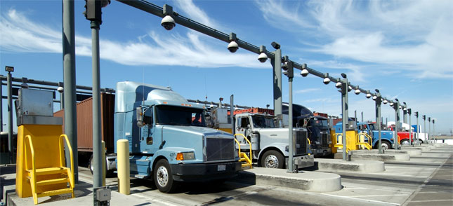 The American Trucking Associations sued the Port of Angeles over the legality of its
