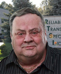 Ronald Lhotak, owner and CEO of Reliable Transportation Specialists Inc., passed away at the age of 68.