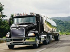 Mack Load Logic, 6x2 Liftable Axle Save Fuel for Bulk Haulers