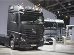Truck Makers Hit With Record EU Fines for Price-Fixing in Europe