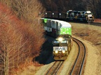 Intermodal Rail Shipments Help Norfolk Southern See Record Yearly Profit