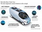Mercedes-Benz Shows Future Vision of Cargo Vans