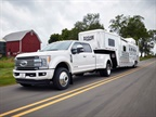 Ford Super Duty to Offer Driver-Assist Technologies