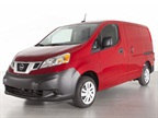 Nissan Adds Quick, Nimble Compact Van to Commercial Truck Line