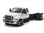 Ford Recalls 26,400 F-650/F-750 Trucks