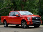 Ford Recalls F-150 Pickups for Unexpected Braking