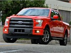 2015 Ford F-150 Raises Fuel Efficiency 29 Percent