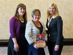 WIT Honors Rihm  2015 Influential Woman in Trucking