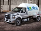 Alliance AutoGas Debuts Propane Autogas Ford Trucks
