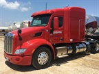 Peterbilt Helping Texas Hauler Hit Target Zero