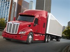Peterbilt  Model 579 Updates Aimed at Fuel Economy