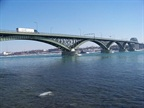 Pre-inspection Program Begins at Peace Bridge for U.S. Bound Freight