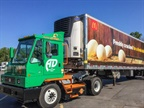 Electric Yard Truck Deployed to McDonald's Distribution Network