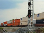 Rail Intermodal Traffic at or Near Record Highs