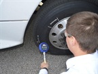 Goodyear Automatic Tire Inflation System in Fleet Testing