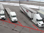 Two Studies Examine Truck Parking with New Methods