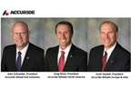 Accuride Reorganizes to Support Global  Expansion