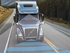 Volvo Makes Active Driver Assist Standard on VNR, VNL