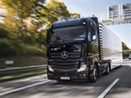 Daimler Takes the Next Step Toward Autonomous Trucks