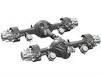 New Spicer AdvanTek 40 Axle Ratio Supports Downspeeding