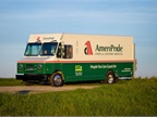 AmeriPride Plans Record Electric Walk-in Van Order