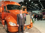 New Paint Color Developed for Kenworth Trucks