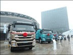 BYD, Beijing Sanitation Group Launch Electric Trucks