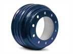 Stemco Changes Brake Drum Color to Counter Fakes