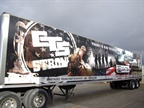 Fleet Celebrates Veterans With Custom Trailer Mural