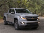 Diesel Chevrolet Colorado Exceeds 30 MPG Highway