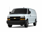 Chevrolet Express Van Adds Fleet-Oriented Options for 2018