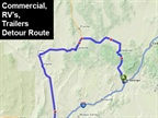 Section of Nevada I-15 May Reopen Friday, Possibly Not for Trucks
