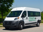 EPA Certifies Zenith's Electric Van