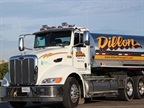 Clean Energy Supplying CNG for Dillon Transport