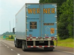Werner Second Quarter Profit Dips Slightly