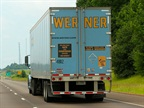 Werner Improves Income 61% in First Quarter