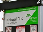 Clean Energy Fuels Expanding Natural Gas Fueling Operations