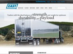 East Offers Mobile-Optimized Website