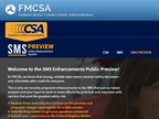 FMCSA Website Previews Proposed CSA Changes