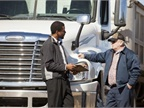 Driver Turnover at Truckload Fleets Plummets