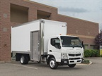 Mitsubishi Fuso Offering New Lease Options On Canter FE Series Trucks