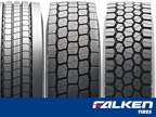Falken Tires Shows Low Maintenance Concept at MATS