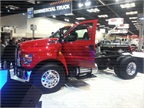 Landi Renzo to Offer CNG 2016 F-650 Truck