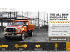 Ford Launches 2016 F-650/F-750 Configurator
