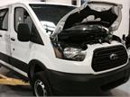 Blossman Developing Propane Autogas Transit Van