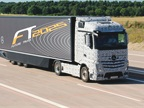 Daimler Trucks Posts Second Quarter Improvements