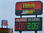 Diesel Prices Flatten After Weeks of Increases