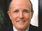 Rudy Giuliani Speaking At Vipar Conference