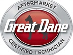 Great Dane's Technician Training Program Accredited by ASE